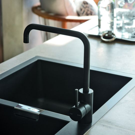 Dark Kitchen Sinks: Astra Walker